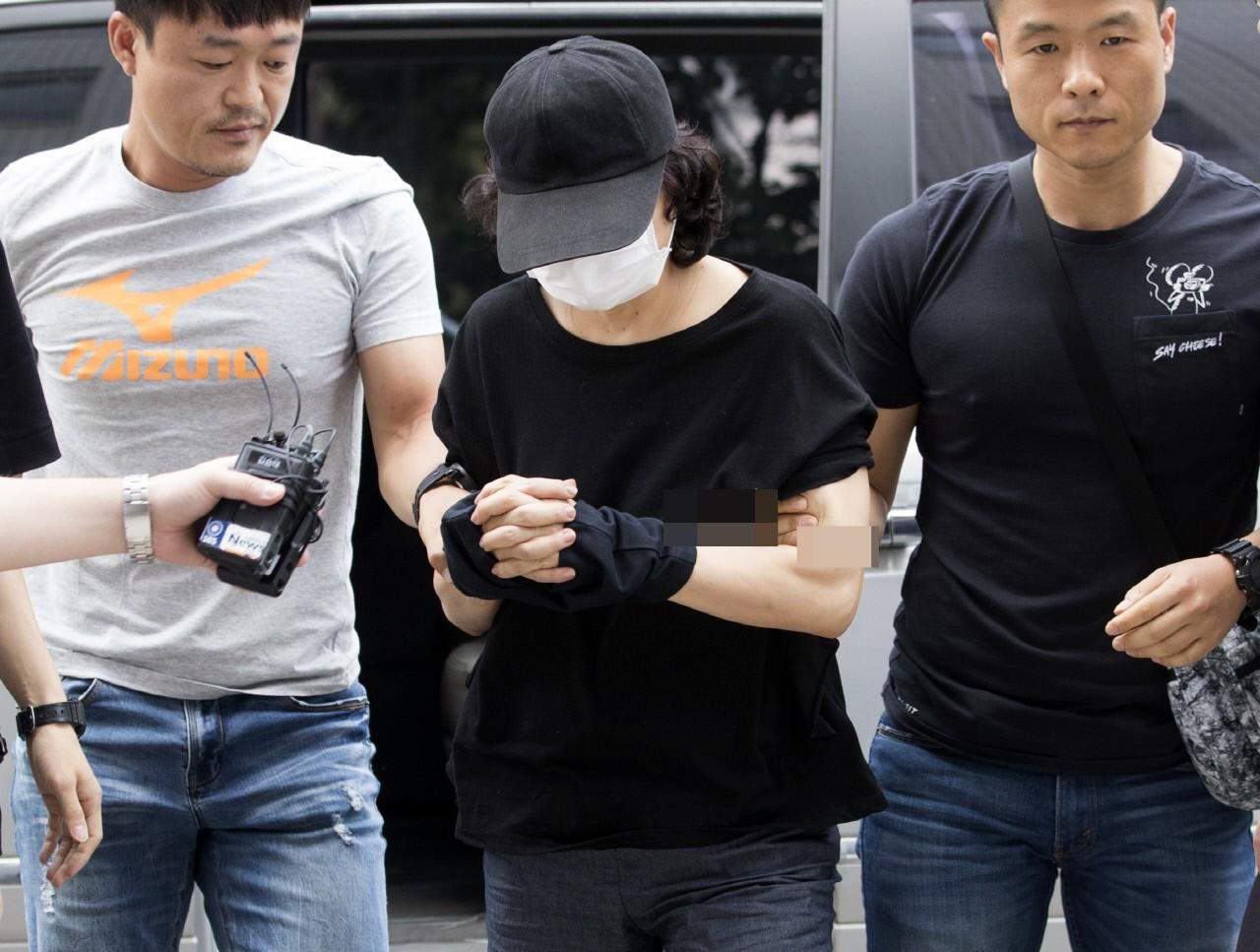 """화곡동 어린이집 보육교사 구속…법원 """"도망할 염려있다"""""""