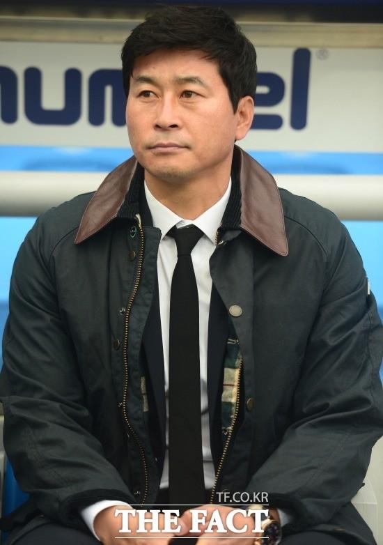 김도훈 울산 감독, 3경기 출장 정지 500만원 제재금…왜?