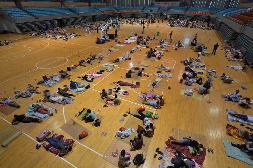 3개 태풍 강타한 中… 폭우로 수재민 2000만명