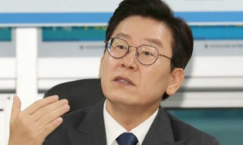 '조폭연루설'에 이재명 지사 지지자들 응원 댓글 릴레이…소송 여부 등은 '불명확'