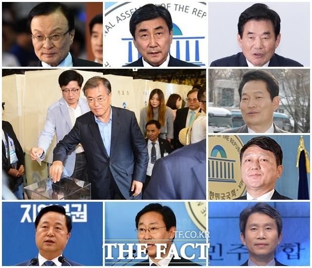 민주당 전당대회 당대표·최고위원 후보 각각 8명