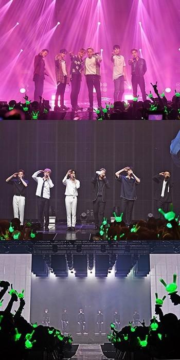 B.A.P, 열렬한 환호 속 서울 콘서트 성료…명불허전 '라이브+퍼포먼스'