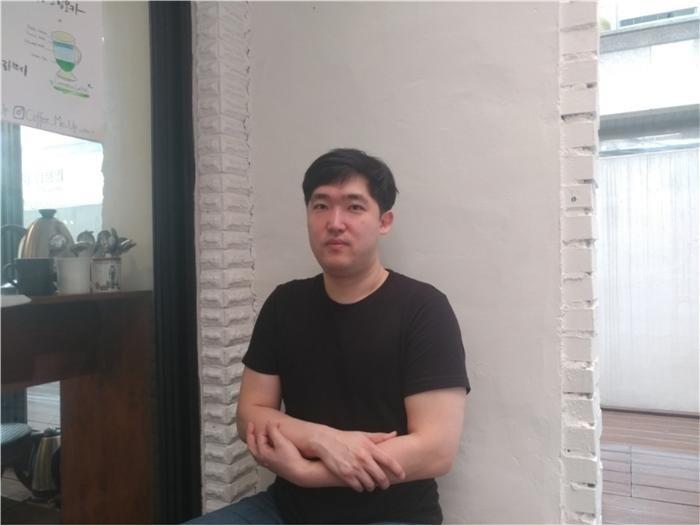 """(피플)김환민 게임개발자연대 대표 """"52시간 도입, 감시 체계 확립해야"""""""