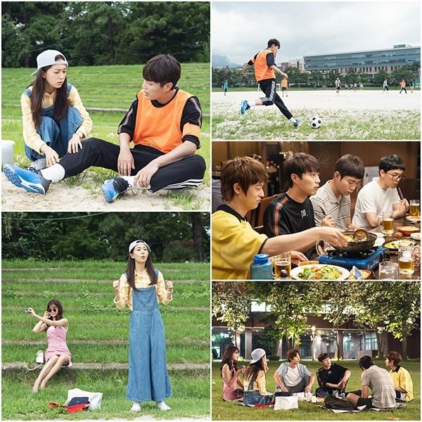 '식샤를 합시다3: 비긴즈' 윤두준-백진희, 본격 대학생활의 낭만이 시작된다
