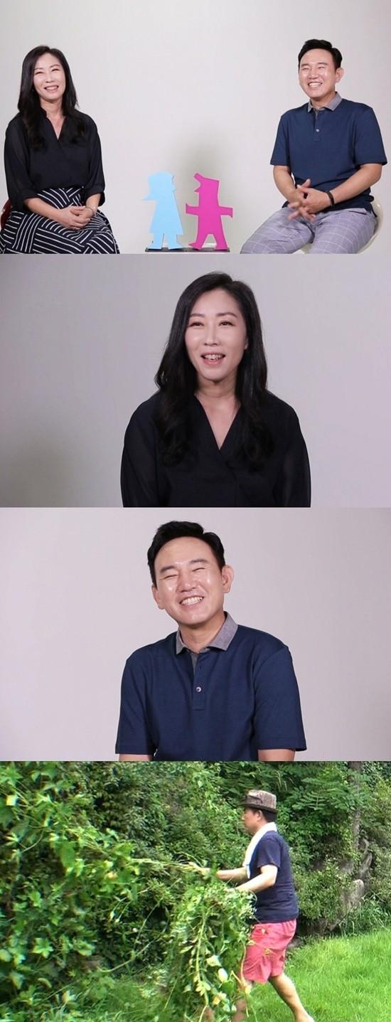 손병호♥최지연 '동상이몽2' 오늘 첫 출연…평창동 라이프 최초 공개