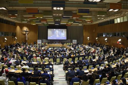 (42) 전세계가 원하는 미래, 유엔이 원하는 기회