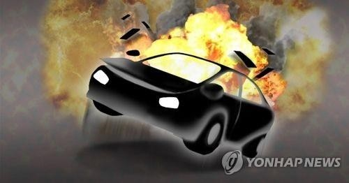 BMW 520d 화재 발생…올해 5번째