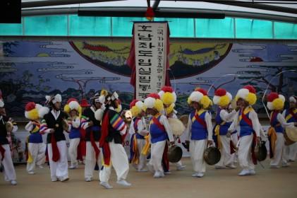 필봉마을굿 축제 2018