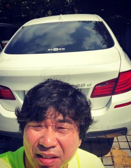 강원래가 전한 BMW 점검센터 인증샷 들여다 보니…안전점검 받으려는 차량으로 북새통
