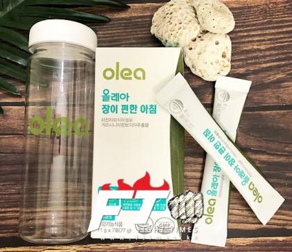 아주약품 올레아, 다이어트와 쾌변에 도움주는 '장이편한아침' 출시