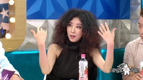 """'라스' 김완선 도둑 들었던 사연 공개 """"너무 무서웠다"""""""
