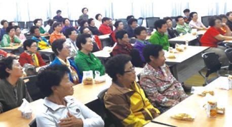 순창노인복지센터, 활기차고 건강한 노후를 위한 '노인일자리사업' 신청하세요!
