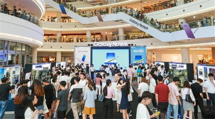 갤노트9, 벌써 불법 지원금…쇼핑몰 할인·포인트 지급