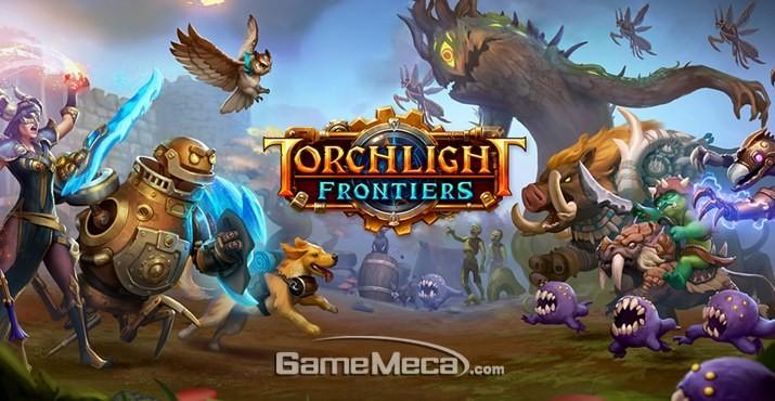 디아블로 풍 '토치라이트'가 MMORPG로 돌아온다