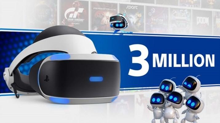 'PS VR' 300만 대 판매, 많이 팔린 게임 1위는 스카이림 VR