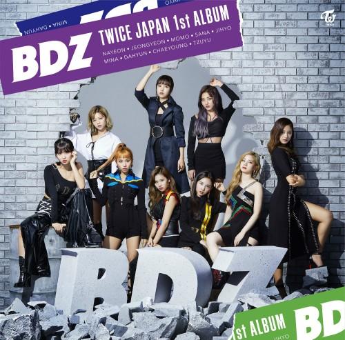 트와이스, 신곡 'BDZ'로 日 차트 정상…'박진영X트와이스' 히트 행진!