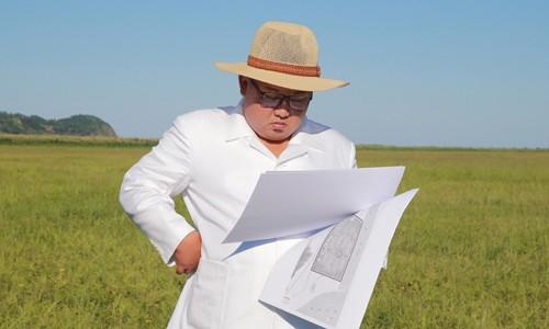 김정은, 한달 전 찾은 함경북도 온실농장 부지 또 찾은 까닭은