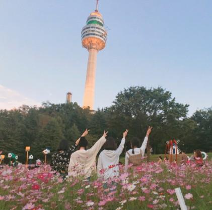 이월드 인생꽃사진관 2018