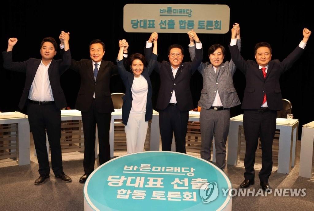 """하태경 """"손학규, 문재인 정부 총리 신호보내나"""""""