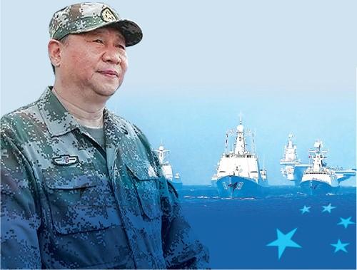 차 만들 듯 군함 찍어내… 시진핑, 해양패권 장악 자신감