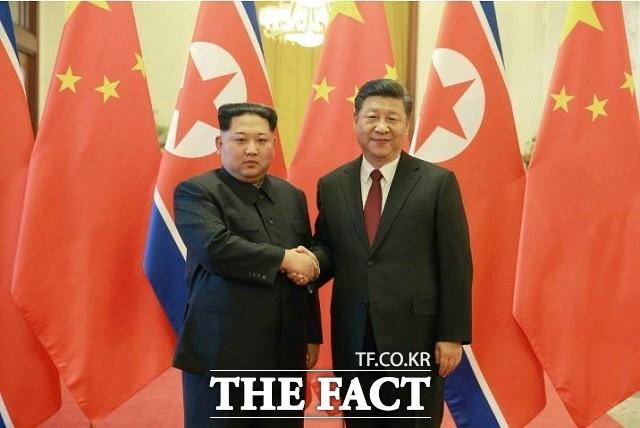 """싱가포르 스트레이츠 타임스 """"시진핑 다음 달 방북"""""""