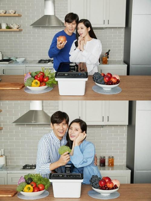 팩토리얼 '이지더블유', 추자현-우효광 '추우커플' 화보 사진 공개