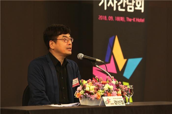 """지스타 조직위 """"해외기업 참여 유도 늘릴 것"""""""