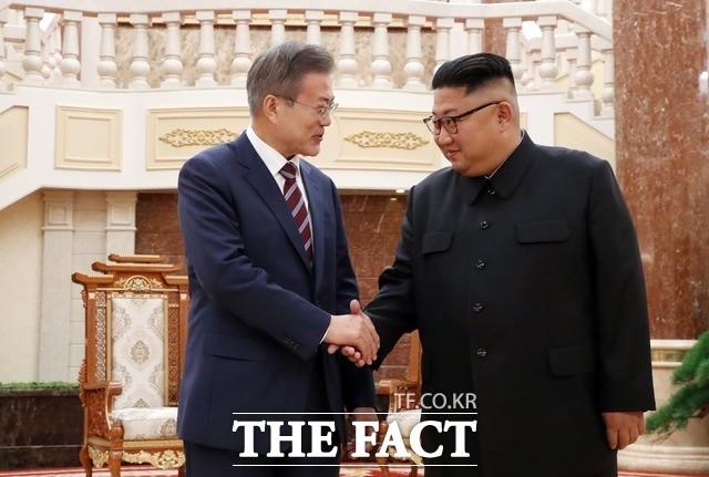 서울에서 평양까지…文대통령의 '첫날'