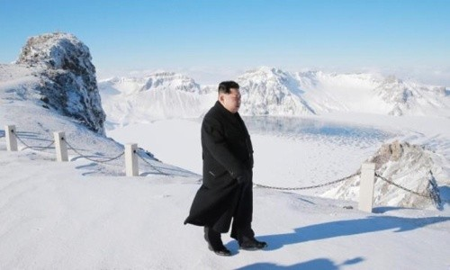 """남북 정상 친교의 장소로 백두산 갈까? """"공군2호기와 참매 동시에 뜰 가능성"""""""