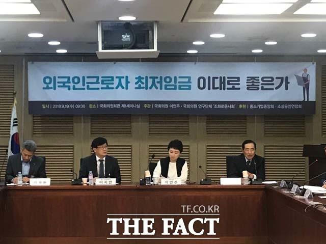 불붙은 '외국인 최저임금 차등 지급' 논쟁, 해법은?