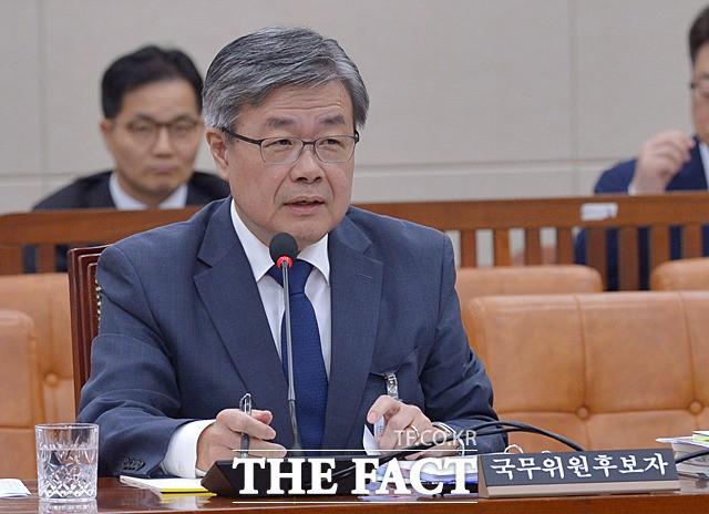 여·야 모두가 '질타'…이재갑 노동부 장관 후보자 '진땀'