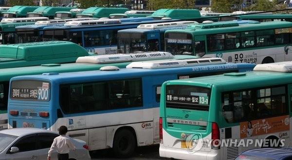 수원 버스 파업, 용남고속 내일까지 1차 파업…수원여객은 파업 철회