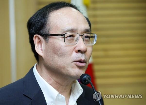 오세정, 이례적 국회의원직 사퇴…서울대 총장 선거 출마