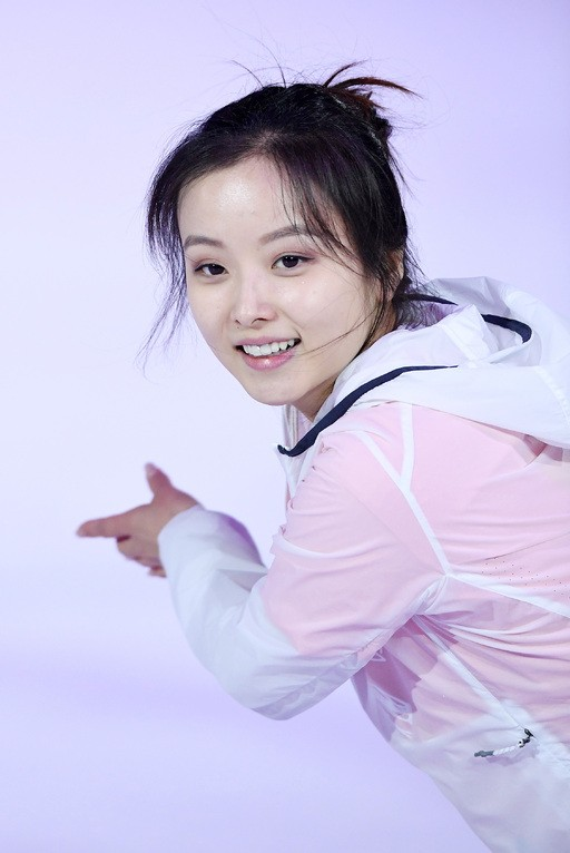 민유라, 새 파트너 대니얼 이튼 공개