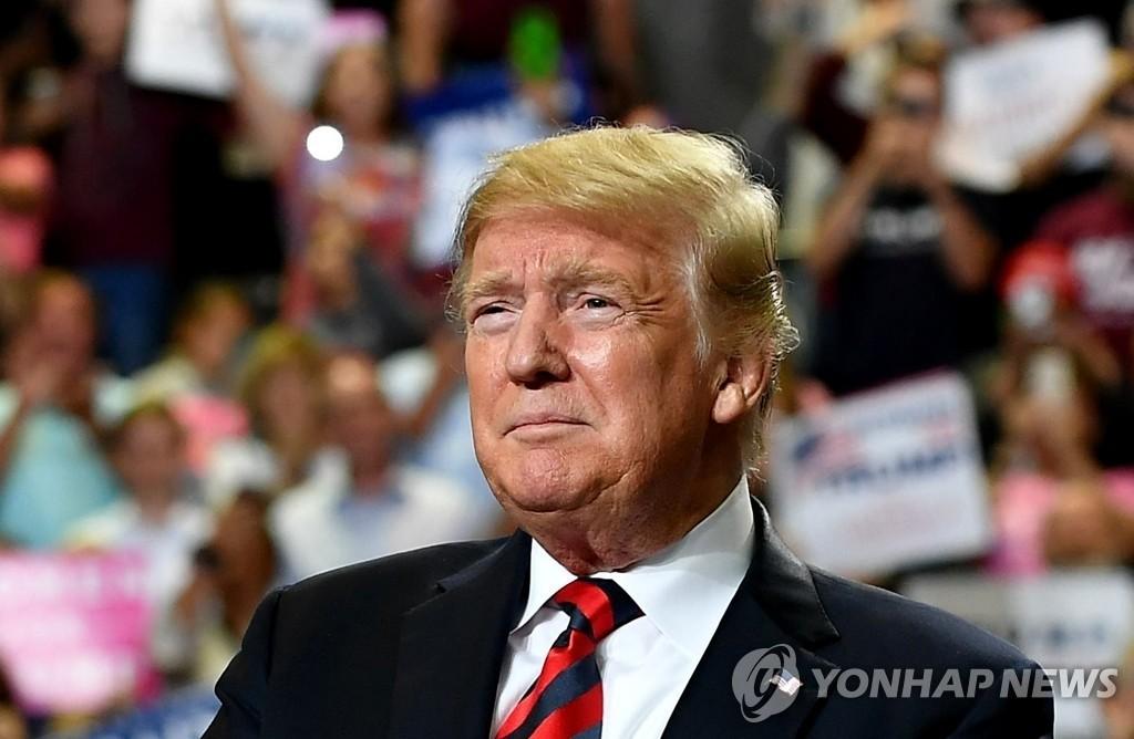 """트럼프 """"김정은 위원장으로 아주 멋진 편지 받았다"""" 북미 관계 드디어?"""
