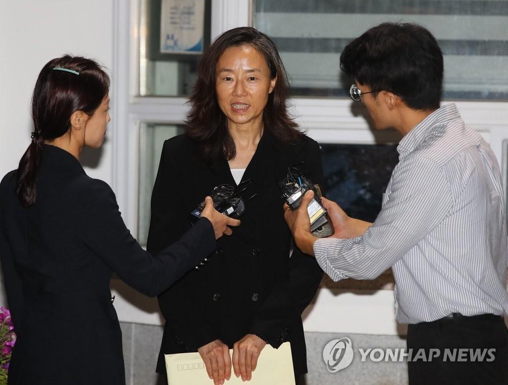 조윤석 석방, 그의 첫 마디는?