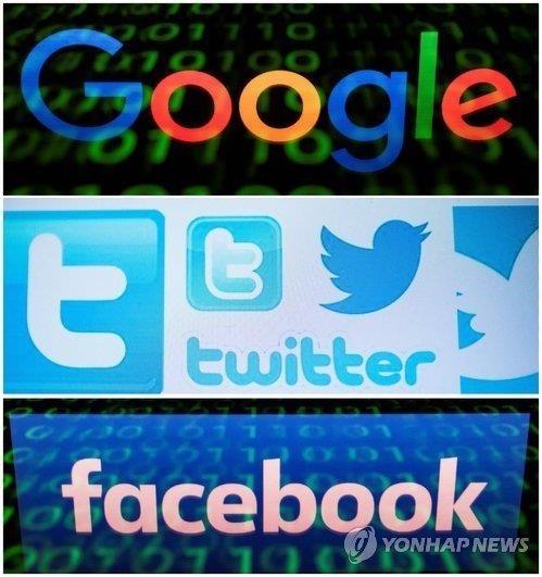 """""""조심하라"""" 트럼프 경고, 구글.페이스북.트위터에 현실화?"""
