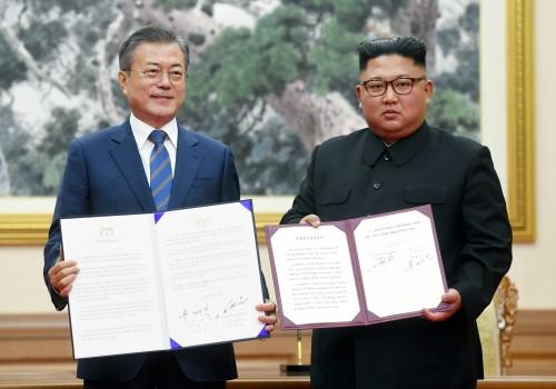 평양공동선언 '군사적 신뢰구축 → 비핵화' 가능할까?