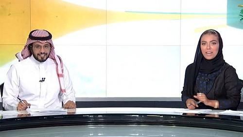 사우디 성차별 변화… 국영방송에 첫 여성앵커