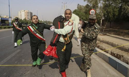 """외교부, 이란 총격 테러에 """"강력 규탄"""" 성명 발표"""