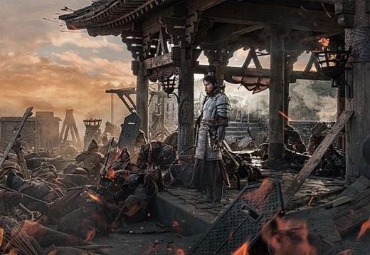 영화순위, '안시성' 독주 속 '명당·협상' 추격