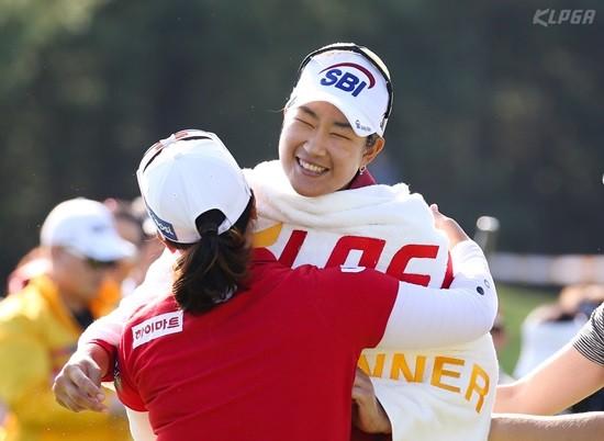 박세리 인비테이셔널, 김아림 '오랜 기다림 끝에 생애 첫 승 달성