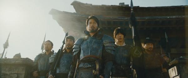 올해 추석 극장가 승자는 '안시성'…닷새째 1위 수성