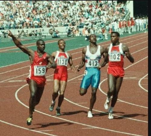 30년 전 오늘(22일) 세계를 놀라게 한 벤 존슨, 3일 후엔 세계를 경악시켜