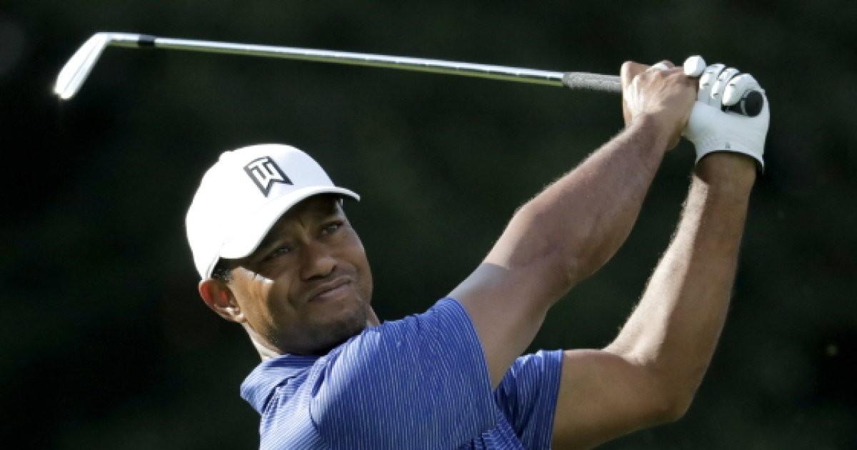 돌아온 황제 '타이거우즈'…5년만에 PGA 투어 우승