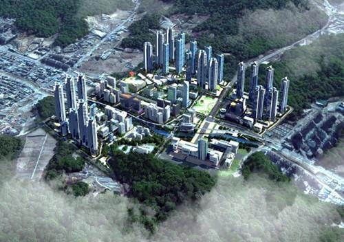 용인 역삼지구 2,981세대 '용인 센텀스카이' 잔여세대 분양