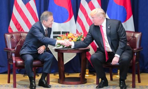 남북 이어 한미정상회담…증시 '북핵 리스크' 걷어낼까