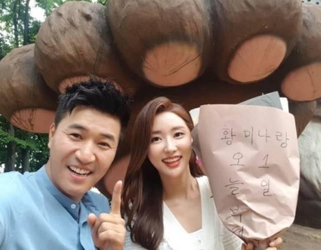 """'연애의 맛' 김종민♥황미나 커플 탄생?…""""시청자들 바보 아냐"""""""
