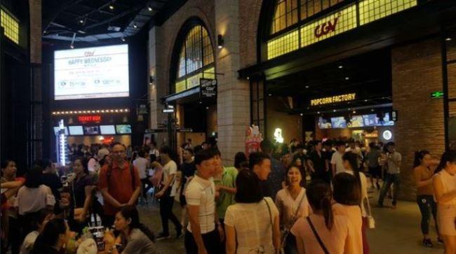 CJ CGV 베트남홀딩스, 11월에 코스피 온다