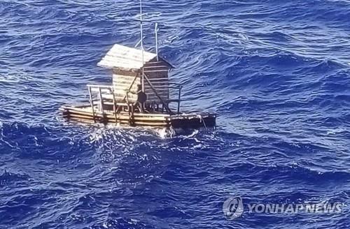 '라이프 오브 파이' 현실판? 49일간 바다 표류하던 소년 극적 구조